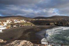 Ajuy, Fuerteventura Stock Photo
