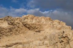 Ajuy kustlinje, Fuerteventura Fotografering för Bildbyråer