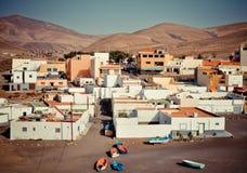 Ajuy - Picturesque Village On Fuerteventura Royalty Free Stock Photos