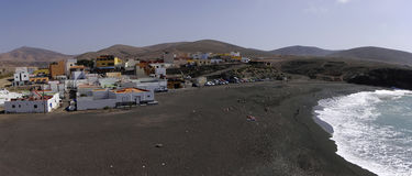Ajuy village - Fuerteventura Stock Photos