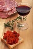 Ajvar (chutney) Image stock