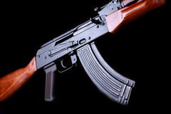 Ak 47 Royalty Free Stock Photo