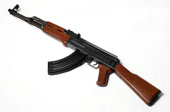 Ak-47 (replica) Royalty Free Stock Photos