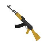 AK-47 免版税库存图片