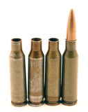 AK-74 ammo Royalty Free Stock Photos