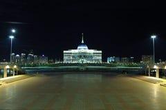 Ak Orda Presidential Palace, Kazakhstan, Astana Stock Photography