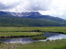 AK Park. One of AK's beautiful refuges stock image