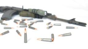 AK-47 Stock Image