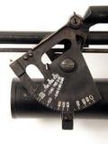 AK47 com o lançador de granadas inferior do tambor Imagem de Stock Royalty Free
