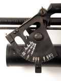AK47 con le lanciagranate di sotto del barilotto Immagine Stock Libera da Diritti
