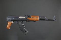 AK47 geweer royalty-vrije stock foto's