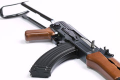 AK47 Rifle Stock Photography