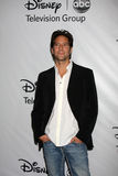 AKA Henry Ian Cusick arrives at the ABC TCA Party Winter 2012 Royalty Free Stock Image