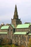 Aka Kirk elevado da catedral de Glasgow do Mungo de Glasgow ou de St Kentigern ou de St foto de stock royalty free