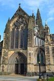 Aka Kirk elevado da catedral de Glasgow do Mungo de Glasgow ou de St Kentigern ou de St foto de stock