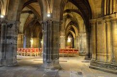 Aka Kirk elevado da catedral de Glasgow do Mungo de Glasgow ou de St Kentigern ou de St imagem de stock