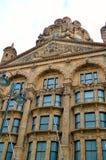 Aka Kirk elevado da catedral de Glasgow do Mungo de Glasgow ou de St Kentigern ou de St fotografia de stock