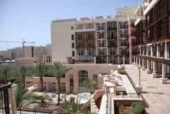 Akaba - ville sur le bord de la mer Image stock