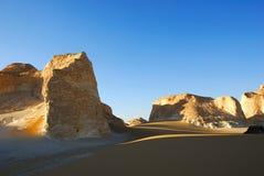 akabat沙漠撒哈拉大沙漠 图库摄影