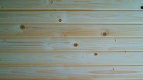 Akacjowy drewniany tło Obrazy Stock