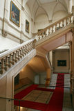 Akademi av vetenskaper och konster i Zagreb, royaltyfri bild