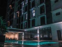 Akademi för Cebu stad EV royaltyfria foton