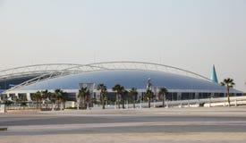 akademia aspiruje Doha kopułę zdjęcie stock