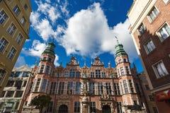 Akademia sztuki piękna, Gdańska Obraz Royalty Free