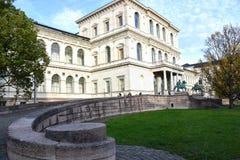 Akademie der bildenden KÃ在MÃ ¼的¼ nste nchen 库存图片