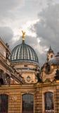 akademii sztuk Dresden grzywna Zdjęcia Royalty Free