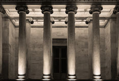 Akademin av Aten Arkivbilder