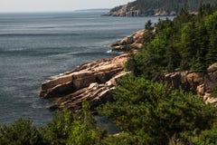 Akadische Küste 4 Stockbild