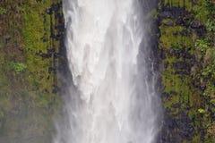 akaka duży spadek Hawaii wyspa Zdjęcia Stock