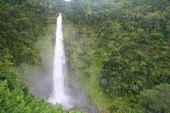 Akaka tombe sur la grande île d'Hawaï Photographie stock libre de droits
