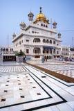 Akal Takht - Złota świątynia Amritsar, India - zdjęcia royalty free