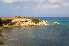 Akamas Cypern Fontana Amorosa arkivfoton