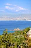 Akamas District. Akamas Penisula. Chrysochou Bay in Cyprus Stock Image