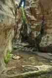 Akamas gorge Stock Image