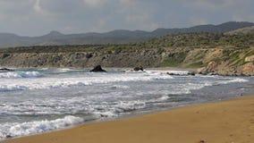 Akamas peninsula on Cyprus Royalty Free Stock Photography