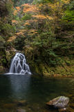 Akame 48 cachoeiras Fotografia de Stock Royalty Free