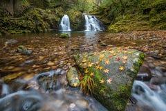 Akame 48 cachoeiras Foto de Stock Royalty Free