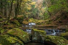 Akame 48 cascades Photo libre de droits