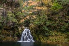 Akame 48 vattenfall Royaltyfria Foton