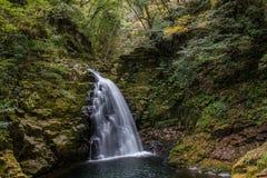 Akame 48 waterfalls Stock Image
