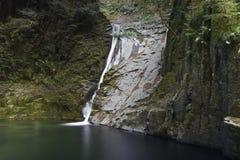 Akame 48 watervallen Royalty-vrije Stock Foto