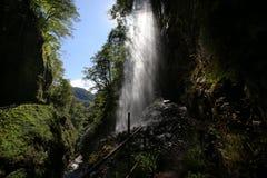 Akarmar-Gruppe Wasserfälle Wasserfall-Riese lizenzfreie stockfotografie