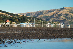 Akaroa Royalty Free Stock Photos