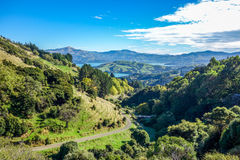 Akaroa - Banks Peninsula - New Zealand Stock Photography