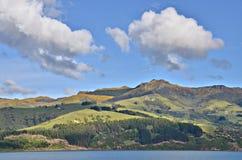 Akaroa Harbor Royalty Free Stock Photos