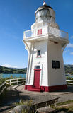Akaroa Lighthouse Royalty Free Stock Images